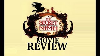 the Secret of NIMH (1982) - Movie Review