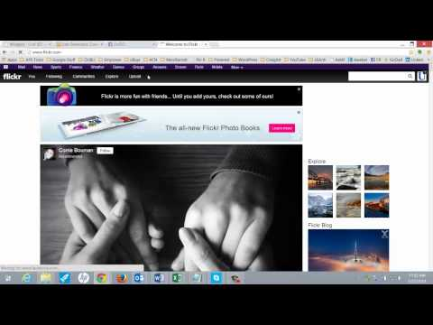 How to Create an HTML Code Banner Merging an Image and Link - UofSO Lesson 97