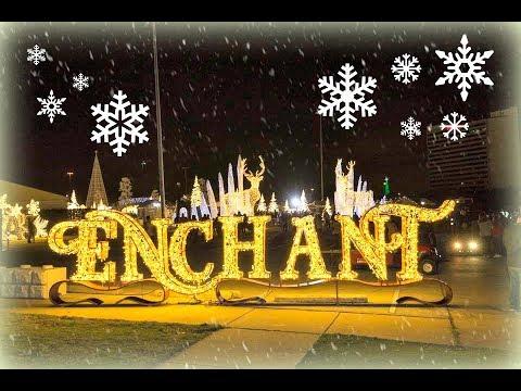 Enchant Christmas - Light Maze & Christkindl Shopping