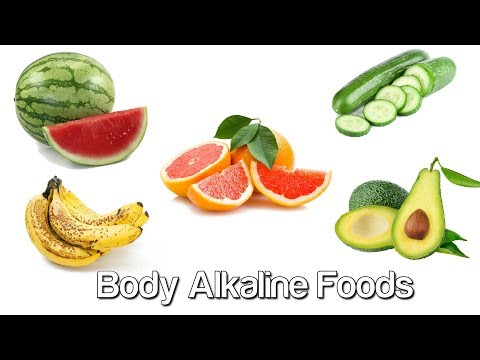Foods To Eat To Keep Your Body Alkaline