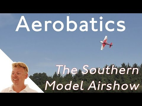 The Southern Model Airshow - The Hop Farm - Aerobatic model airplanes