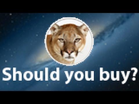 Should you buy Mountain Lion?
