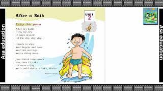 OUR TREE हिंदी में NCERT CLASS 1ST ENGLISH FULL