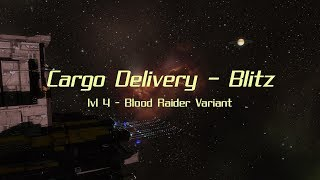 lvl 4 - Cargo Delivery - Blitz