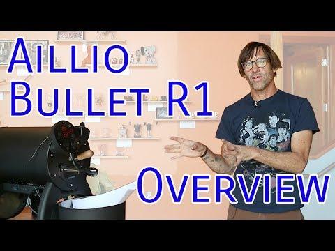 Aillio Bullet R1 Roaster Overview
