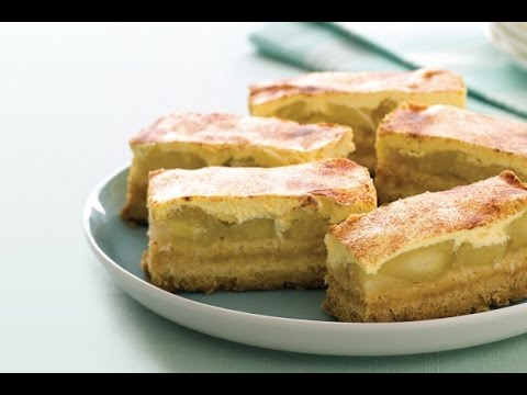Baked Apple Slice   One Pot Chef