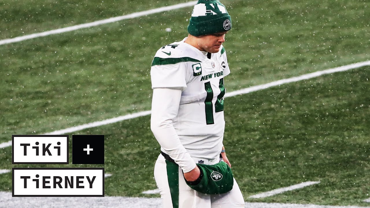 Sam Darnold traded to the Panthers   Tiki and Tierney