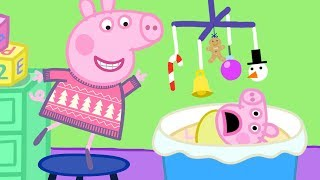 Peppa Pig Official Channel 🎄 Visiting Chole