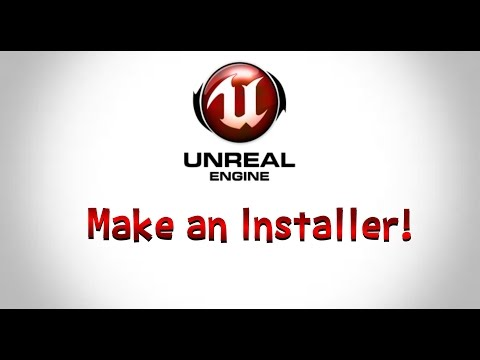How to make an installer for your Unreal Engine game (Windows)