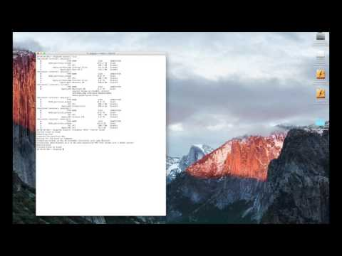 Format A Drive In OSX Terminal