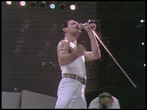 Queen - Live at LIVE AID 1985/07/13 [Best Version]
