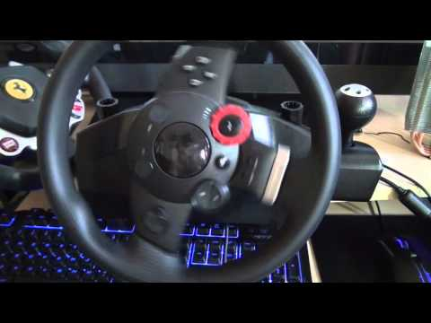 Logitech Driving Force GT Full Review PC