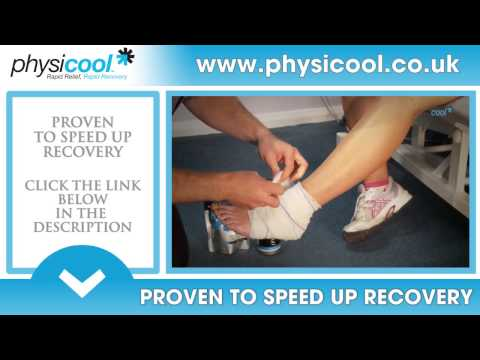 Sprained Ankle Treatment & Ankle Sprain Exercises