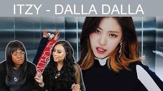 Download ITZY - DALLA DALLA MV REACTION Video
