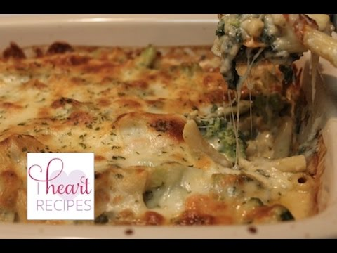Baked Vegetable Ziti - How to cook | I Heart Recipes