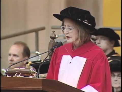 Catherine Delaney, Honourary Degree Recipient, 2011 Spring Convocation
