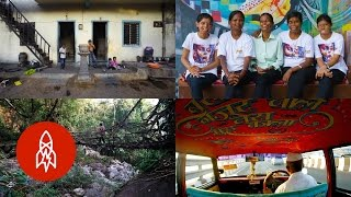Go Off the Beaten Path with These Great Big South Asian Stories