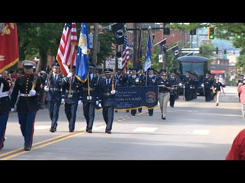 Lawrenceville residents turn out for Memorial Day parade tradition in Pittsburgh