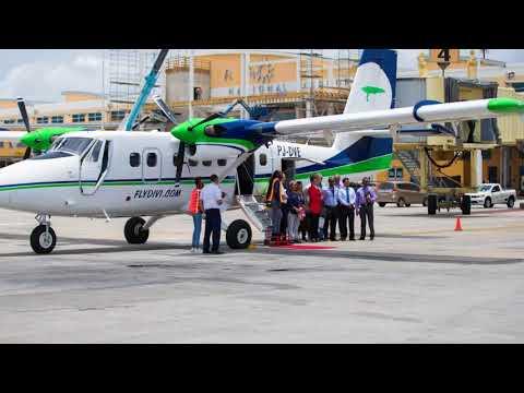 Divi Divi Air Officially Inaugurates New Route Curaçao–Aruba–Curaçao