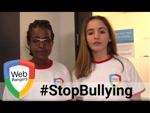 Web Rangers - Stop Cyber Bullying