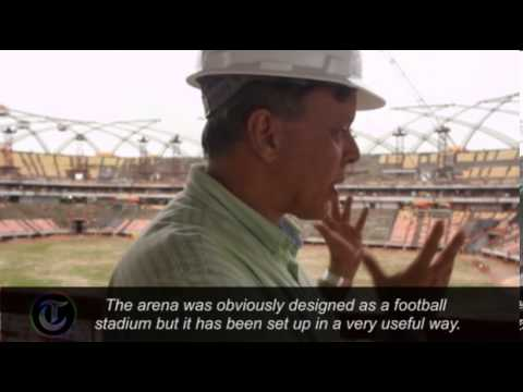 World Cup stadium in the Amazon rainforest 'won't be a white elephant'