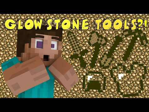 Why Glowstone Tools Don't Exist - Minecraft