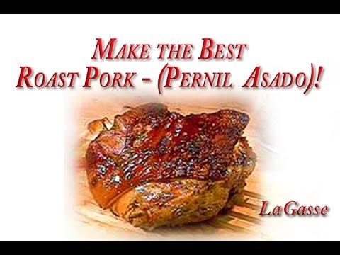 Roast Pork Recipe In English Pernil Asado Shoulder All Natural Sofrit