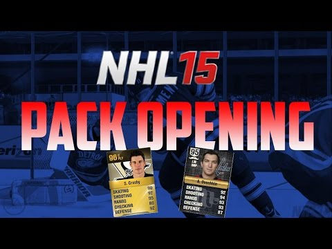 NHL 15 HUT   THE BEST PACK PULL EVER!!!