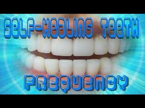 Self-Healing Teeth Frequency - Enamel Repair Beat Teeth Bone Regrowth Rebuild with Subliminal