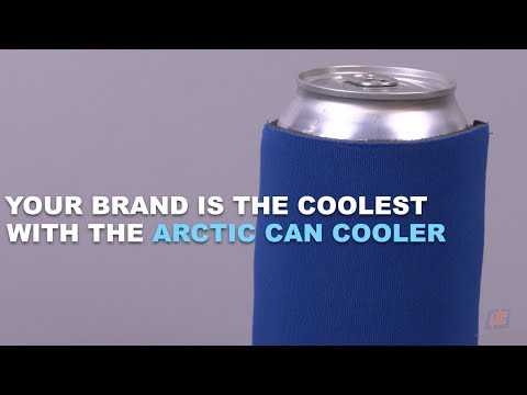 Your Brand Is The Coolest With The Arctic Can Cooler