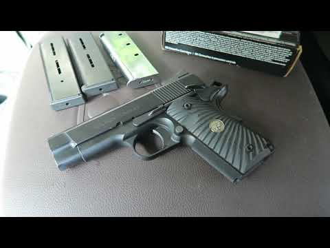 Range Talk:  Wilson Combat Ultralight Carry Compact