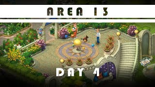 GARDENSCAPES Area 13 Day 4