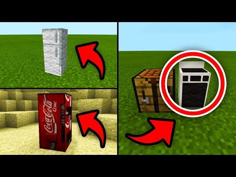 Minecraft: 10 Secret Things You Can Make in Minecraft! (PS3/4, Xbox, Wii U, Switch, PE, PC)
