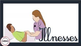 Talking about Illnesses: English Language