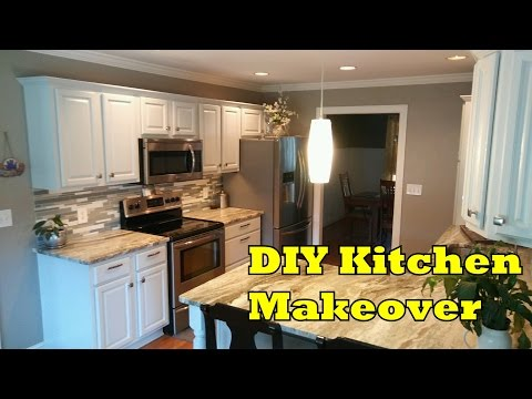 How to Makeover Your Kitchen - OurHouse DIY