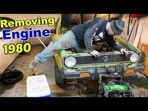 Engine Swap | 1980 VW Rabbit, Ep 3