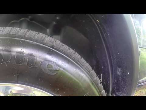 When buying new tires, how old is the tire