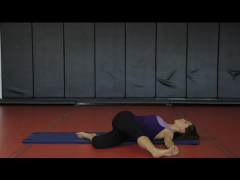 Stretches to Get Curvy Hips : Stretching for Exercise