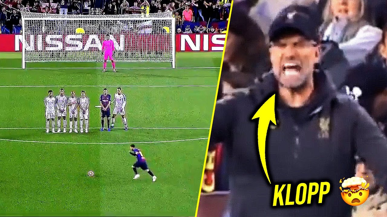 Epic Managers Reactions On Lionel Messi Skills & Goals ! HD