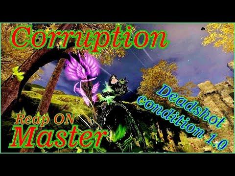 Guild Wars 2 - Corruption condi Reaper PvP