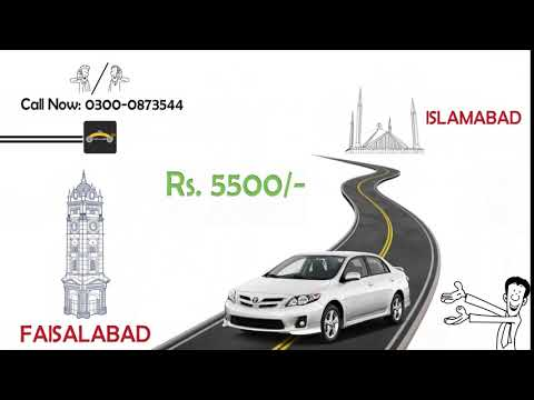 Call a cab taxi services in Pakistan