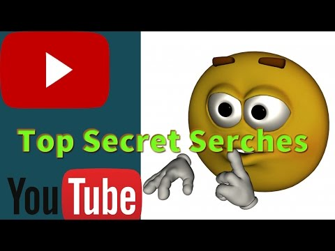 Youtube Secret Search || Must Watch || You Won't Know
