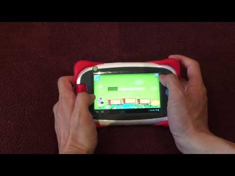 Nabi Jr tablet- Walkthrough