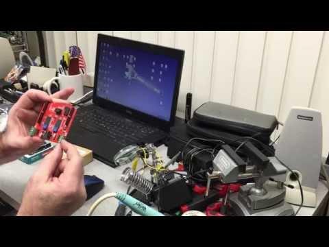 Arduino Stepper Demo A1
