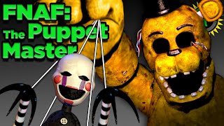 Game Theory: FNAF, The Faceless Puppet Master
