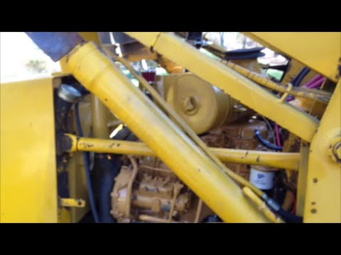 Fuel Injection System Priming & Troubleshooting - Perkins 4.236 -  JCB Backhoe Project Part 7