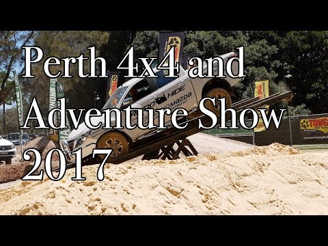 Perth 4x4 and Adventure Show 2017