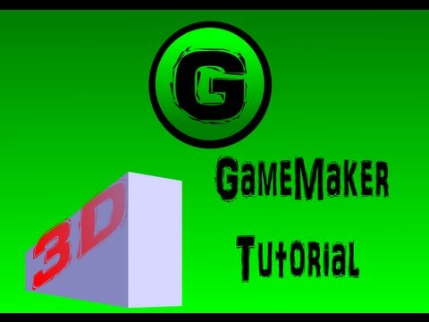 Game Maker 3d 3rd person tutorial