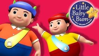 Tweedledum and Tweedledee | Nursery Rhymes | Original Version By LittleBabyBum!