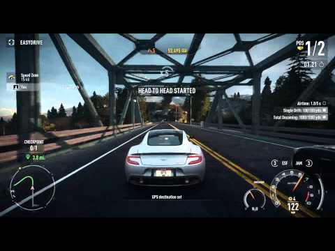 Need for Speed: Rivals (Unlocking Racer BMW M3 GTS)